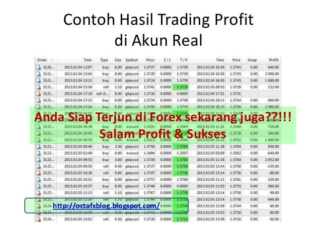 Web online forex trading adalah