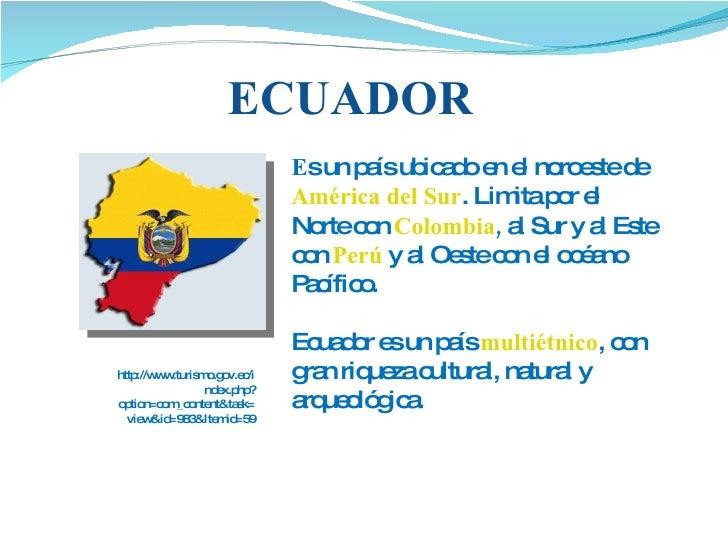 Caranavales En El Ecuador