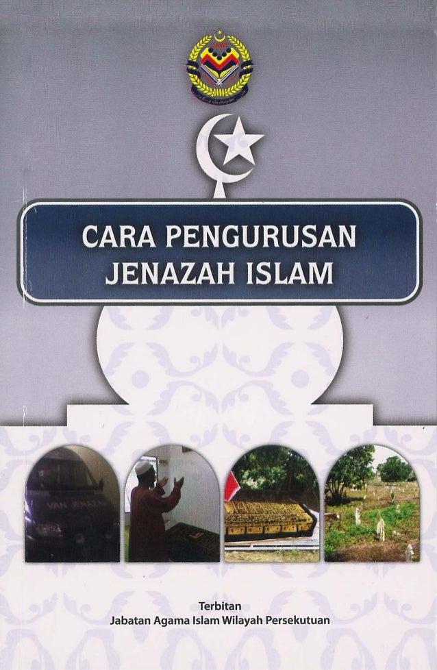 Cara pengurusan jenazah islam/ islamic funeral governance