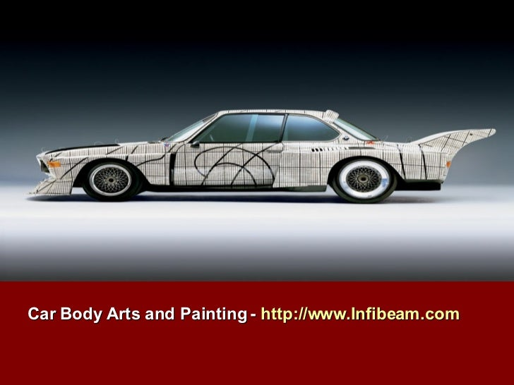 Car Body Arts and Painting -  http://www.Infibeam.com