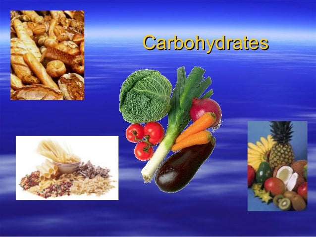 Carbohydrates introduction
