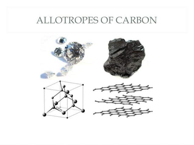 allotropes of carbon diamond and graphite Allotrope definition, one of two or more existing forms of an element: graphite and diamond are allotropes of carbon see more.