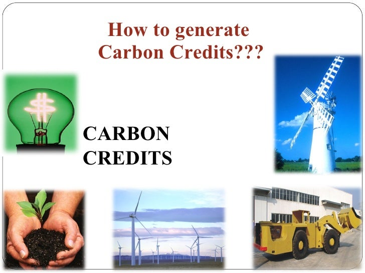 carbon credit research paper Climate change: potentially good news  results that were published in the current paper but what makes the solid carbon in  authors of the research paper.