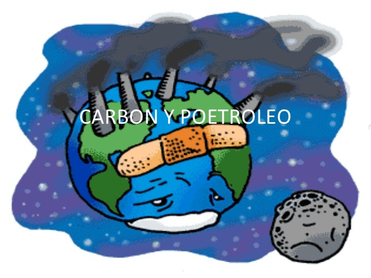 CARBON Y POETROLEO