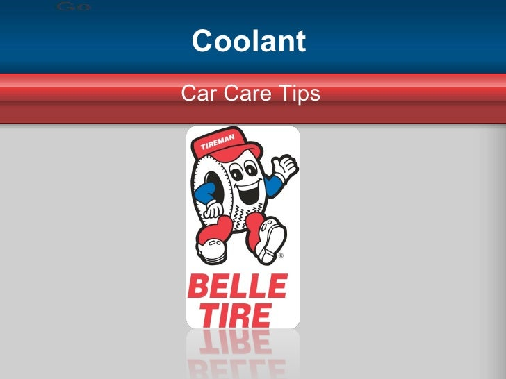 Coolant Car Care Tips