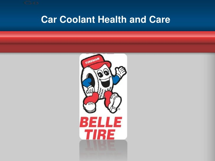 Car Coolant Health and Care<br />