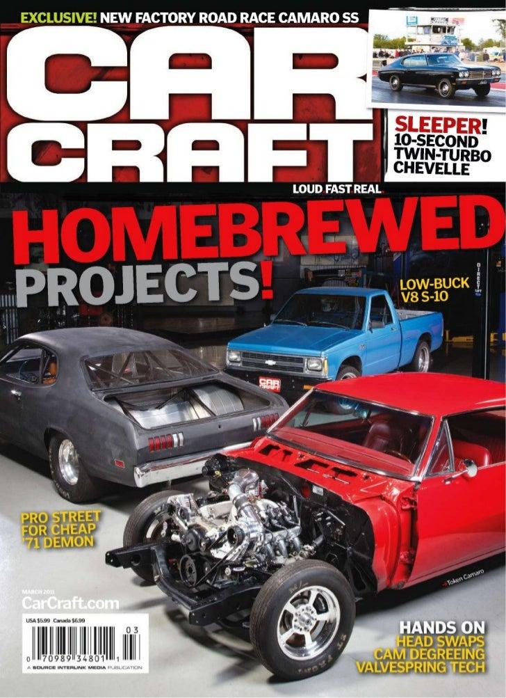 Car Craft 2011 03