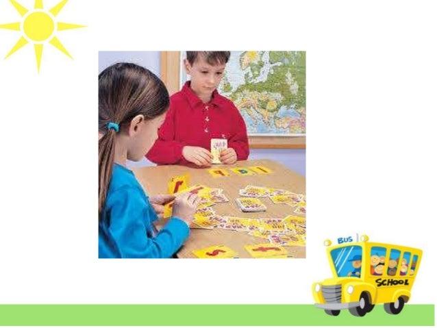 Kids playing card games