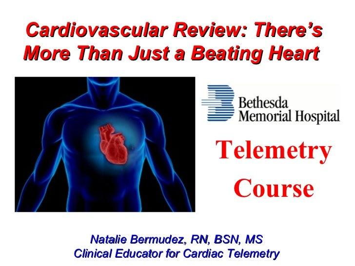 Cardiac A&P Review