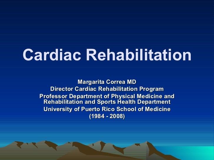 Cardiac Rehabilitation 728 Cb