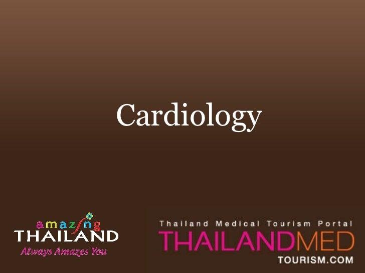 Thailand Medical Tourism_Cardiology