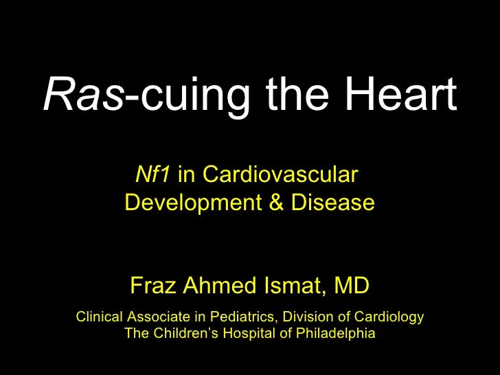 Ras-cuing the Heart (Cardiology 2011)