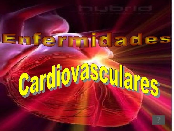 Enfermidades Cardiovasculares