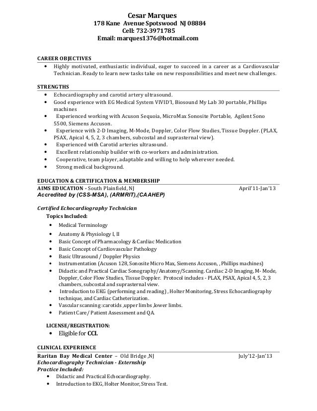 Cover Letters For Surgical Technologist