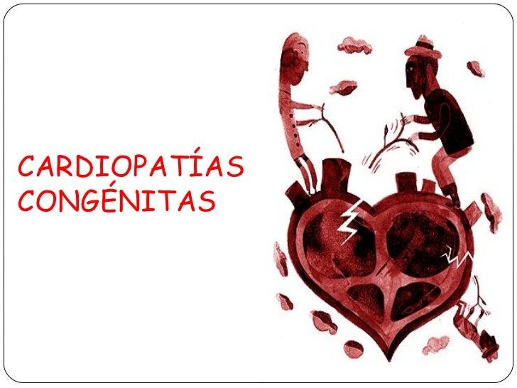 Cardiopatias  Acianogenas