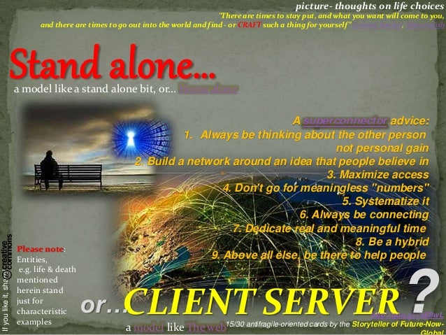 "CLIENT SERVER Ifyoulikeit,share! picture- thoughts on life choices ""There are times to stay put, and what you want will co..."