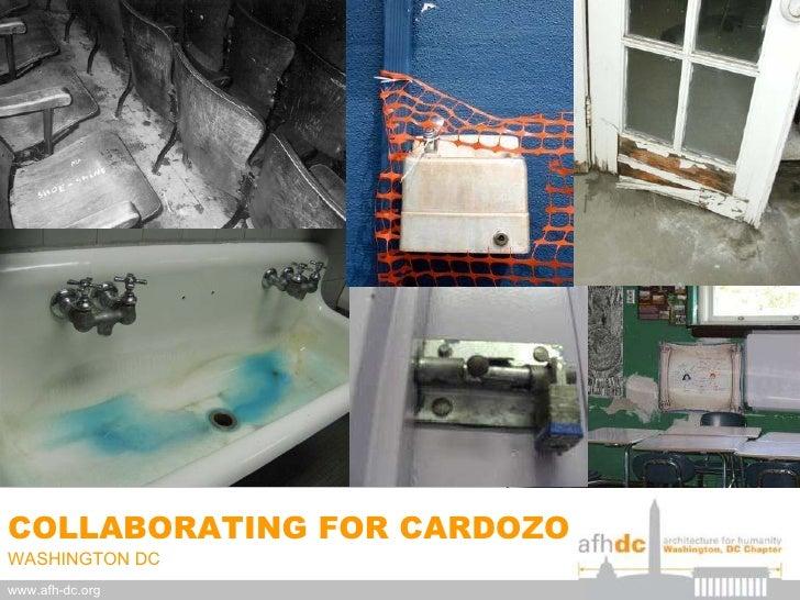 Cardozo Kick Off Presentation (Final)