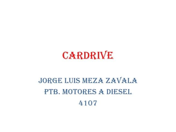 Cardrive