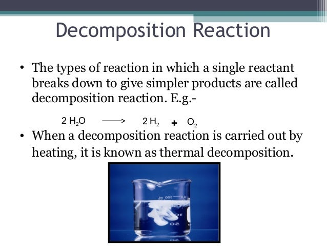 Word Equation Chemistry