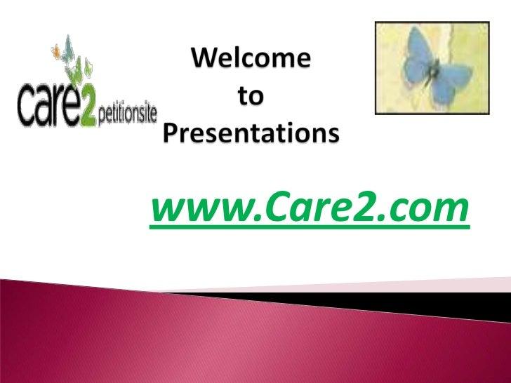www.Care2.com