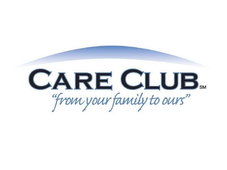 COMPANY OVERVIEW   Adult Day Care Health Services  Registered brand of Care Brands   Systems, Inc., St. Louis, MO