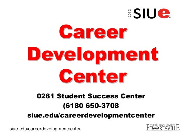 Career development-center