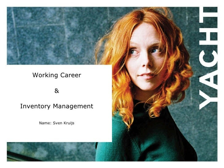 Career And Inventory Management