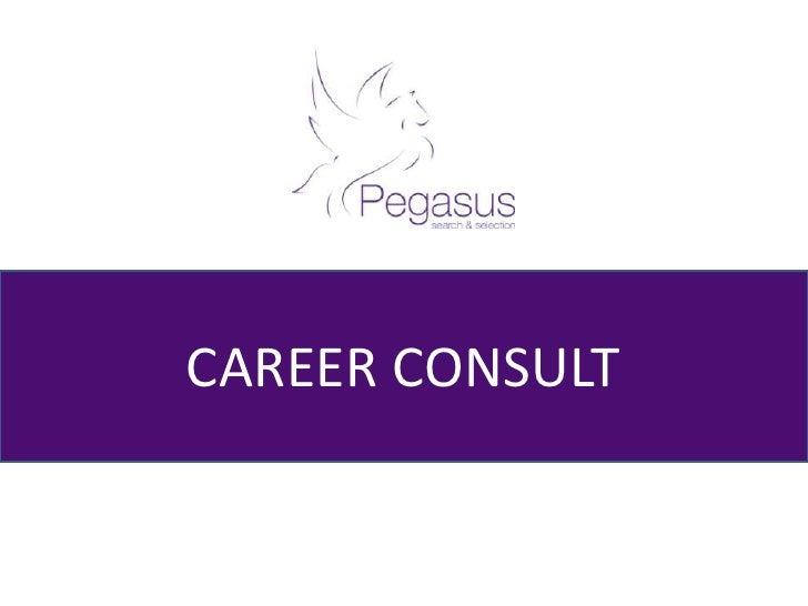 Career Consult Presentation