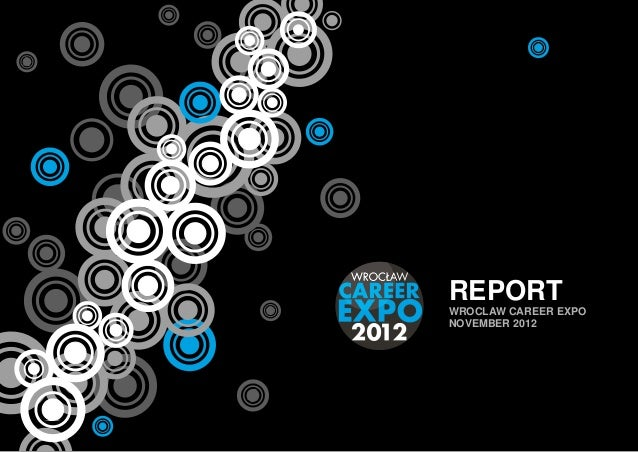 REPORTWROCLAW CAREER EXPONOVEMBER 2012
