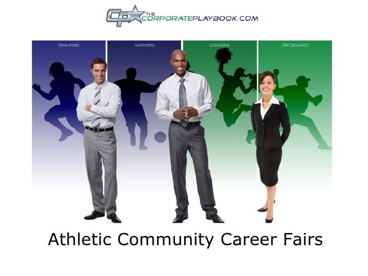 TheCorporatePlaybook Athlete Career Fairs