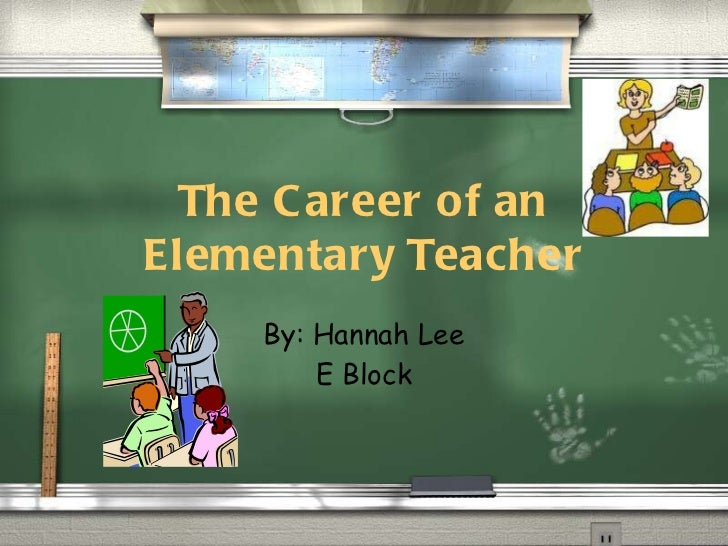 Elementary Teacher(2)