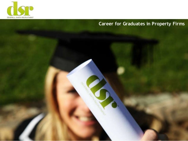 Career for Graduates in Property Firms