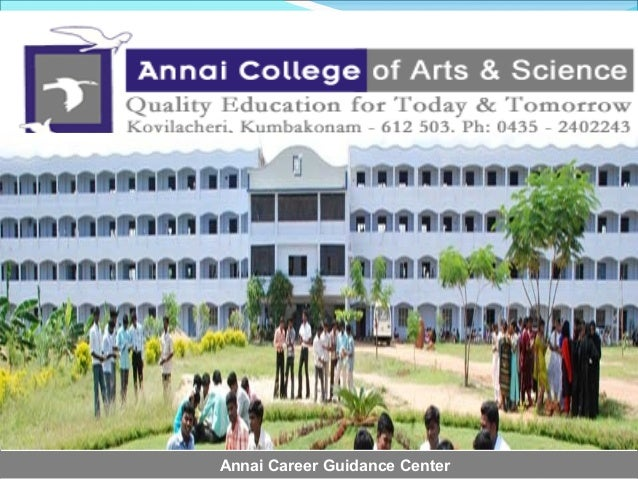 Annai Career Guidance Center