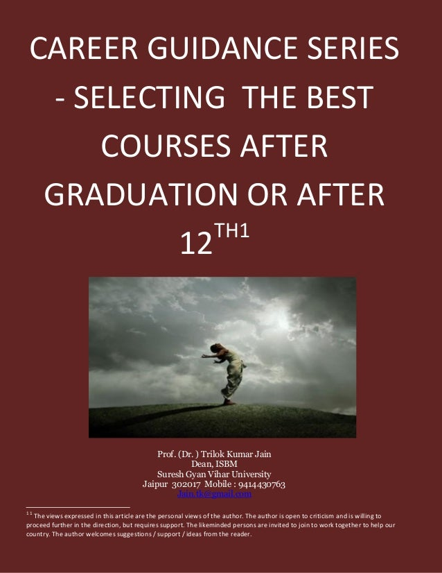 Best career options after graduation
