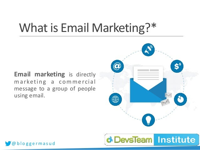 what is email marketing pdf