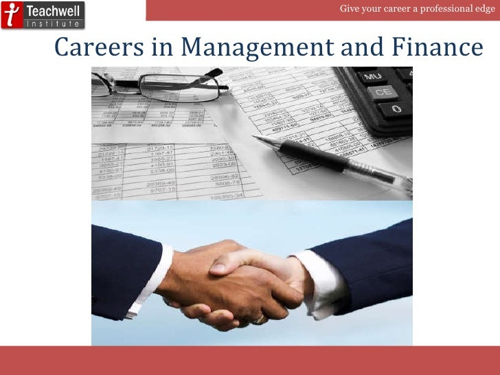 Careers in Management and Finance MAIN  Give your career a professional edge Flow Chart Important Dates Registrations Time...