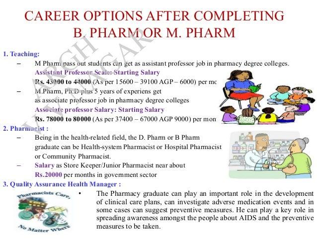 Pharmacy Career?