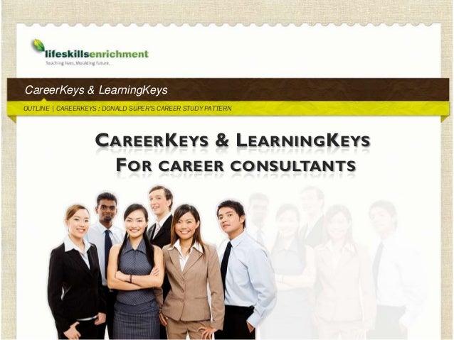 Career keys slides