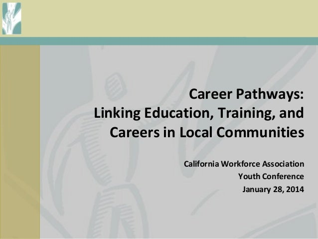 Career pathways Workshop at CWA Youth Conference