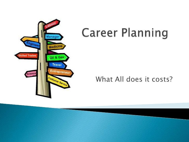Career planning ppt1