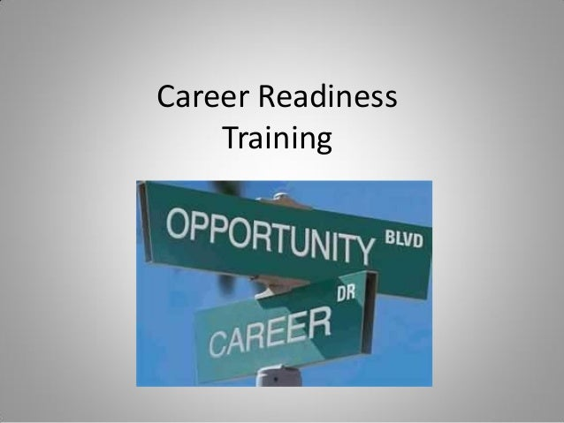 Career ReadinessTraining