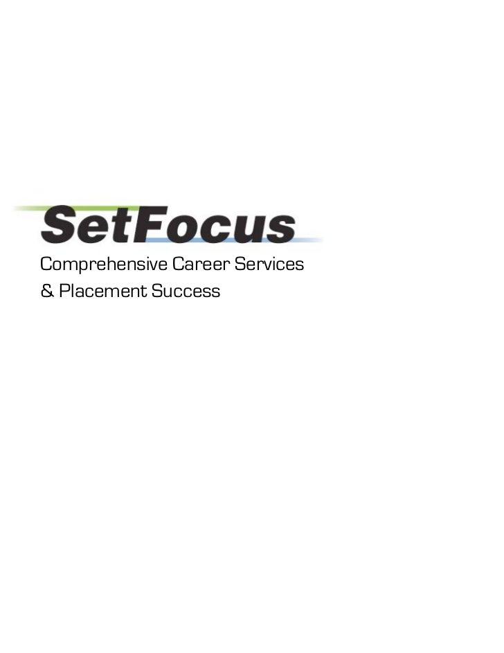 S   E   Q   U   O   I   A   C   L   U   BComprehensive Career Services& Placement Success