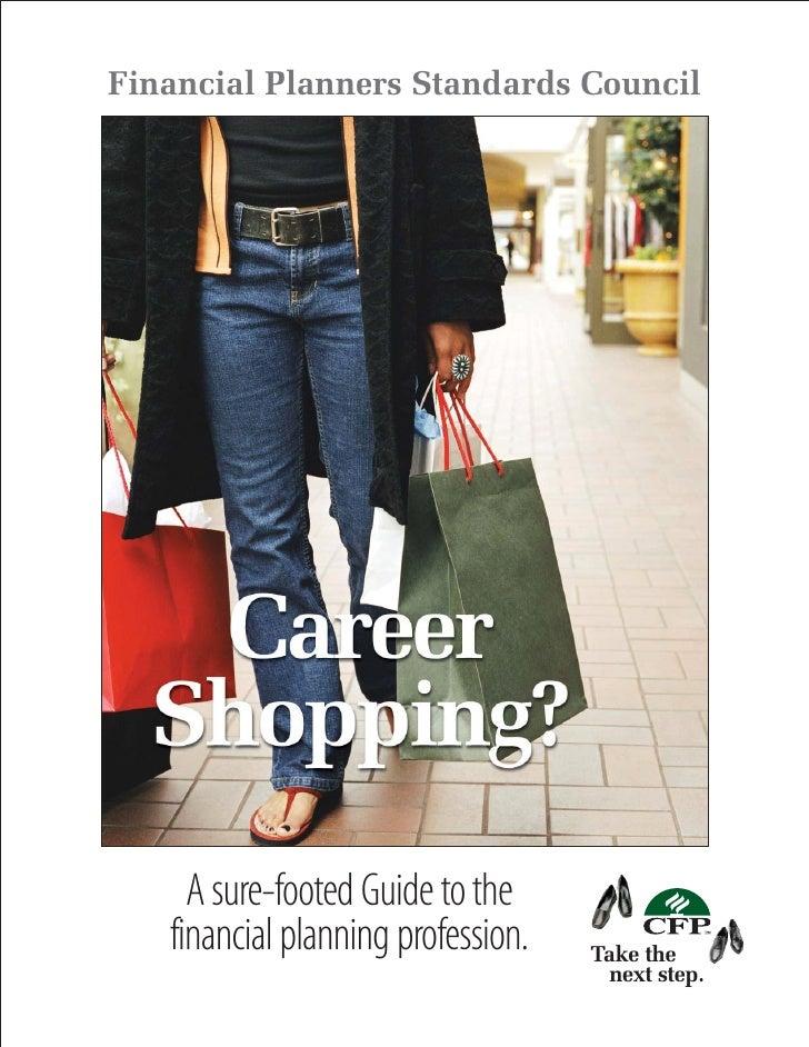 Career Shopping