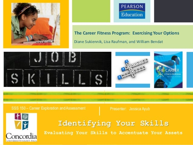 The Career Fitness Program: Exercising Your Options                                    Diane Sukiennik, Lisa Raufman, and ...
