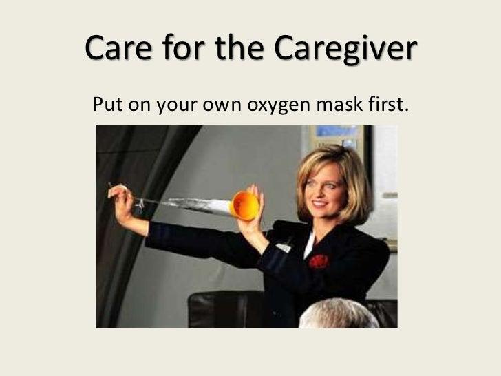 Self-Care for the Depression Caregiver forecasting