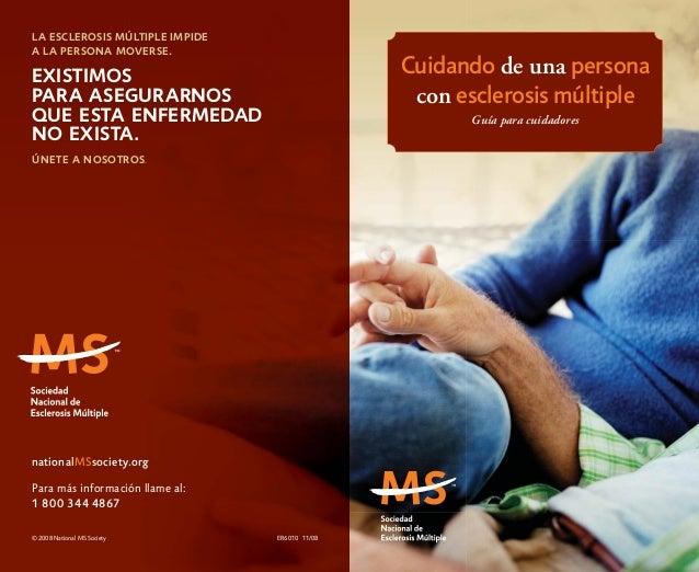 Guía Pacientes Esclerosis Múltiple