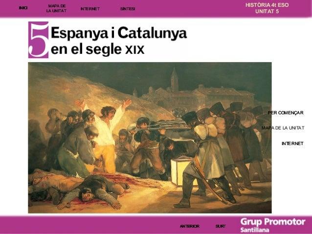 005 Espanya i Catalunya en el segle XIX