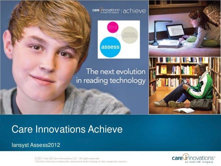 Care Innovations Achieve