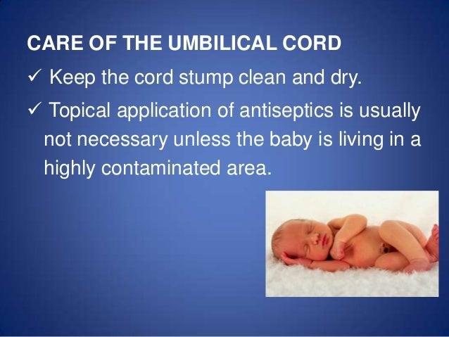 Essential Care Of Newborn