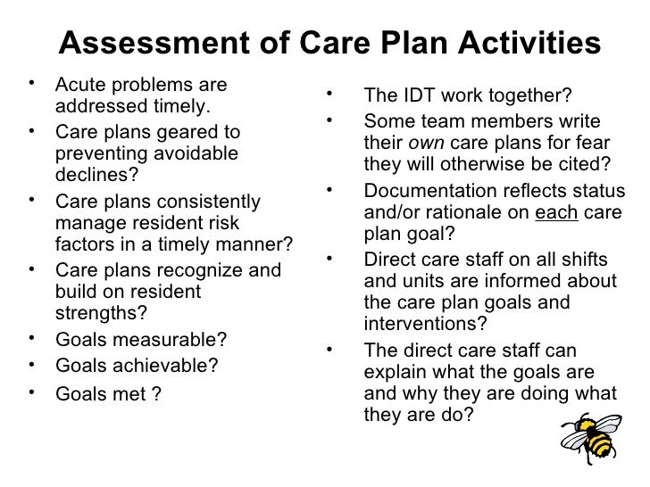 Nursing Home Care Plans Examples Hospice Plan Of Care Requirements ...